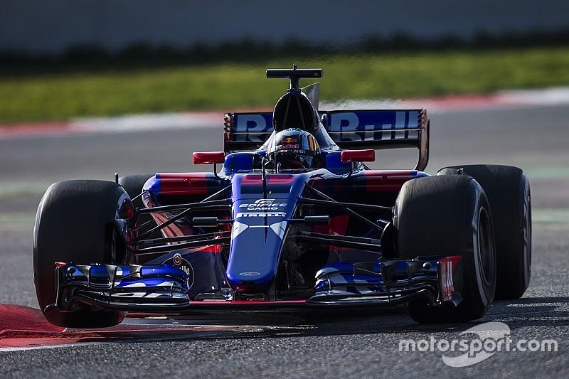 Sainz imagine difficilement Toro Rosso en Q3 à Melbourne