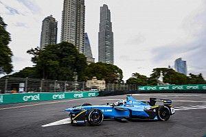 Renault e.dams begins testing season four components