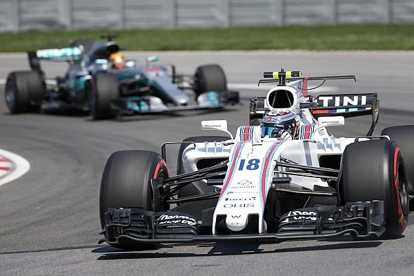 Formule 1 Hamilton a levé son pouce pour