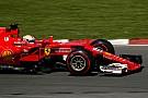 Vettel über Ferrari in der F1 2017: