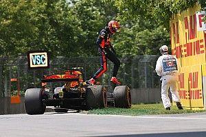 """Verstappen diz que sua temporada tem sido """"uma droga"""""""