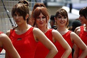 Grid Girls derretem corações na Catalunha, Canadá e Cascavel