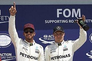 Wolff: Menjadi pembalap Mercedes F1 tetap butuh sponsor