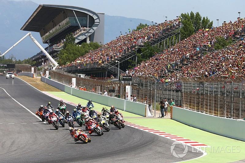 Hoe laat begint de MotoGP Grand Prix van Catalonië?