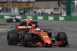 McLaren y Red Bull apuestan todo al ultrablando en Spa