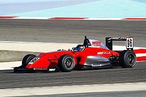 Dubai MRF Challenge: Mawson beats Newey to pole by 0.075s