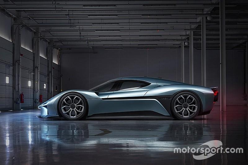 NextEV va construire une nouvelle berline électrique