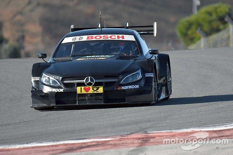 Mercedes confirms line-up for 2017 DTM season