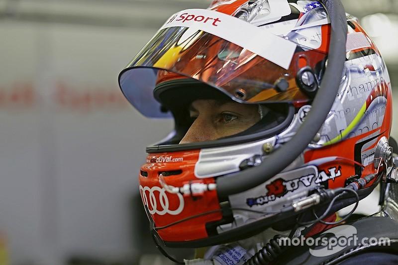 De Vries, Duval named in Audi DTM test line-up