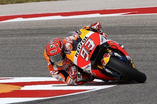 Маркес завоевал поул Гран При Америк