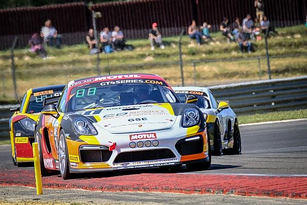 GT4 European Series Speed Car et CD Sport ouvrent le nouveau Championnat de France de GT