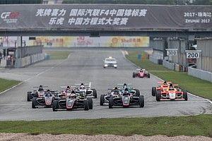 F4 Tiongkok: Shangguan menangi Race 3 Zhuhai, masalah elektronik hambat David