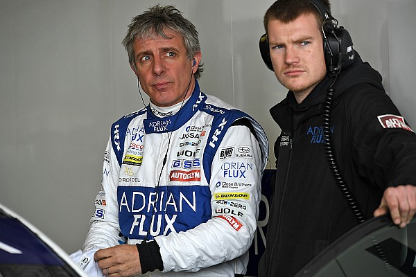 BTCC Plato to test Sutton's car after early-season BTCC woes