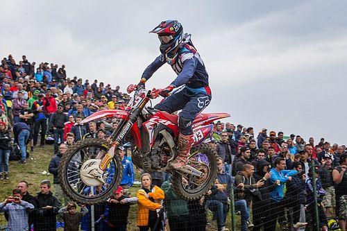 Motocross of Nations: Gajser wint kwalificatierace MXGP na tumultueus slot