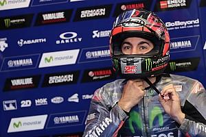 """MotoGP Noticias Viñales: """"La moto no está para más"""""""