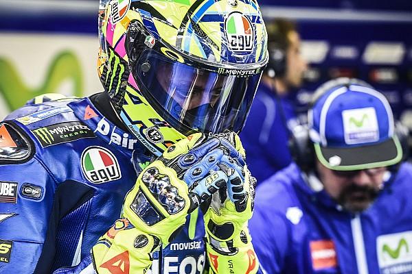 Падение темпа Yamaha поставило Росси в тупик