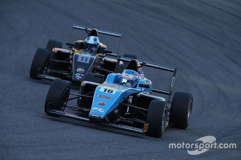 Job Van Uitert svetta nei test collettivi di Monza
