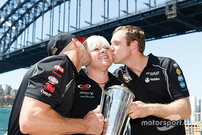 Supercars team owner joins Dare to be Different