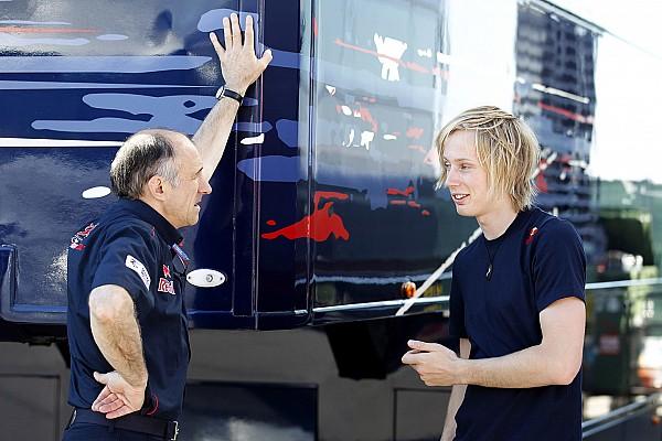 Formula 1 Breaking news Hartley called Marko when Porsche announced WEC exit
