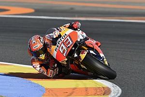 MotoGP Practice report Valencia MotoGP: Marquez leads final warm-up of 2016