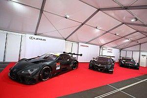 【スーパーGT】鈴鹿ファン感で新型GT500の3車種のデモ走行決定