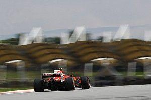马来西亚大奖赛FP3:法拉利高居前二,维特尔遇引擎故障
