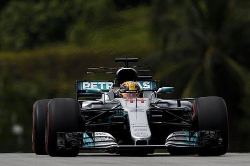 Hamilton in Malesia centra la pole 70, mentre Vettel è ultimo