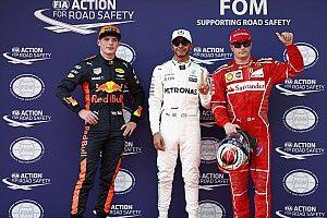马来西亚大奖赛排位赛:汉密尔顿力压莱科宁夺杆位,维特尔无成绩