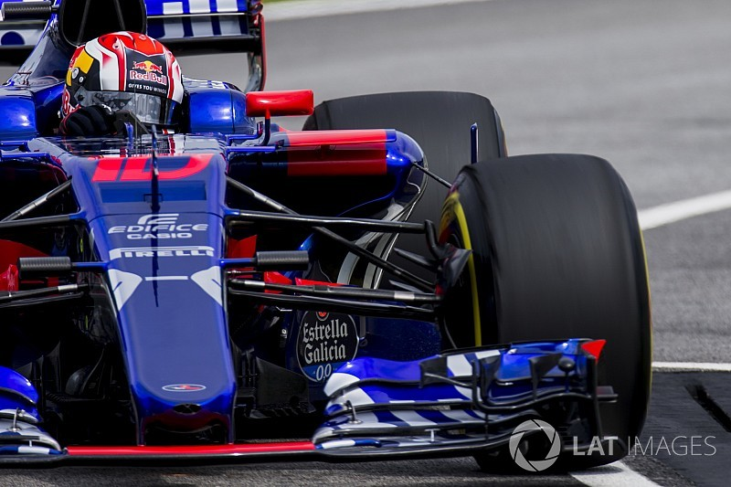 """""""Massive"""" Red Bull pressure helped Gasly in debut qualifying"""