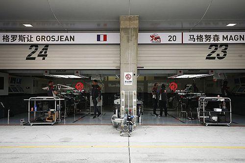 Grosjean fits new turbo for Chinese GP