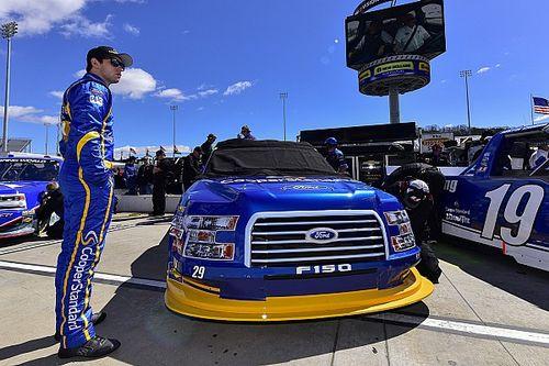 BKR's Take on Trucks - Briscoe ready to take on Kansas