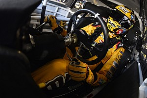 NASCAR Cup Practice report Kyle Busch fastest in Saturday's first Cup practice