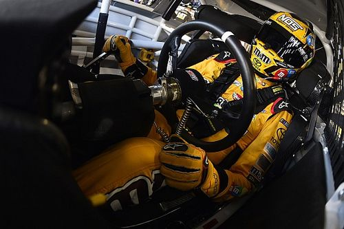 Kyle Busch fastest in Saturday's first Cup practice