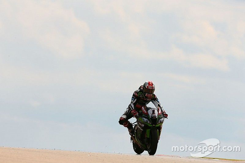 Aragon WSBK: Rea wins, Davies crashes from the lead