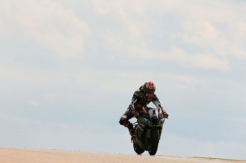 Aragon WSBK: Rea wins, Davies crashes from the lead
