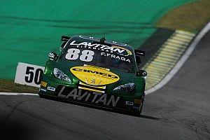Por 0s011, Fraga bate Barrichello e é pole em Interlagos