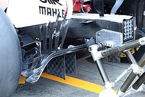 Ferrari: il diffusore è un capolavoro di micro-flap e pinnette