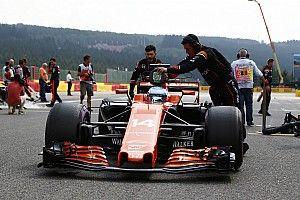 Alonso recibirá 35 posiciones de sanción en Monza