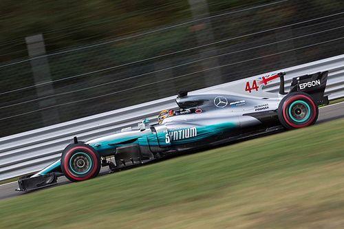 A Monza Hamilton domina nella doppietta Mercedes, Ferrari battuta!