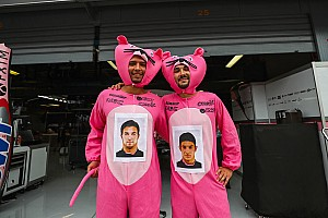 Formula 1 Top List Italian GP: Best photos from Thursday