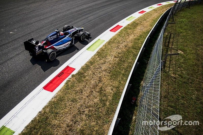 Monza F2: Ghiotto fights back to claim sprint win