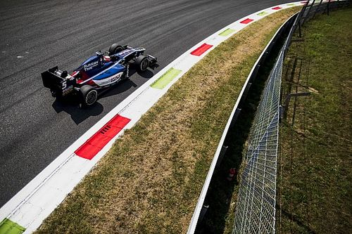 Ghiotto se lleva una carrera loca de la F2 en Monza