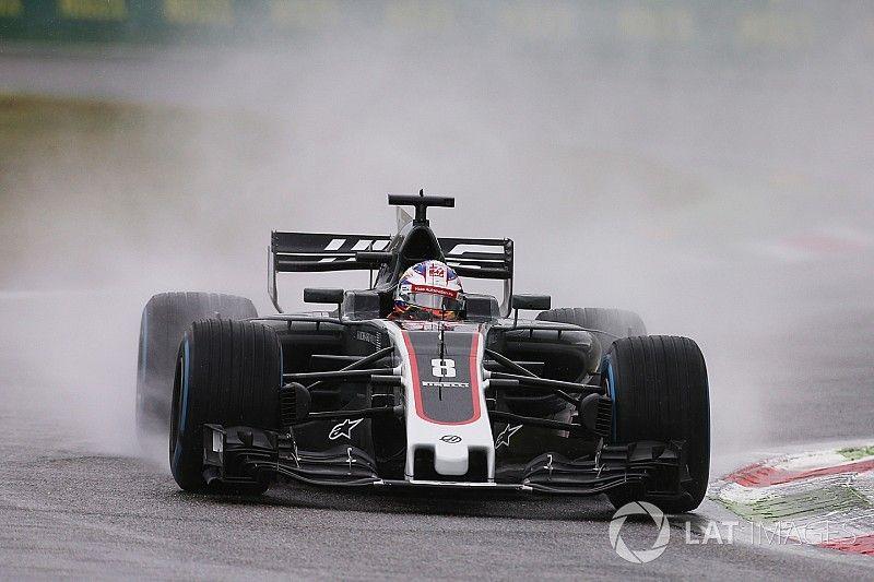 """Grosjean na crash: """"Kwalificatie had nooit gestart mogen worden"""""""