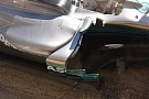 Технический брифинг: конфигураторы потока на Mercedes W08