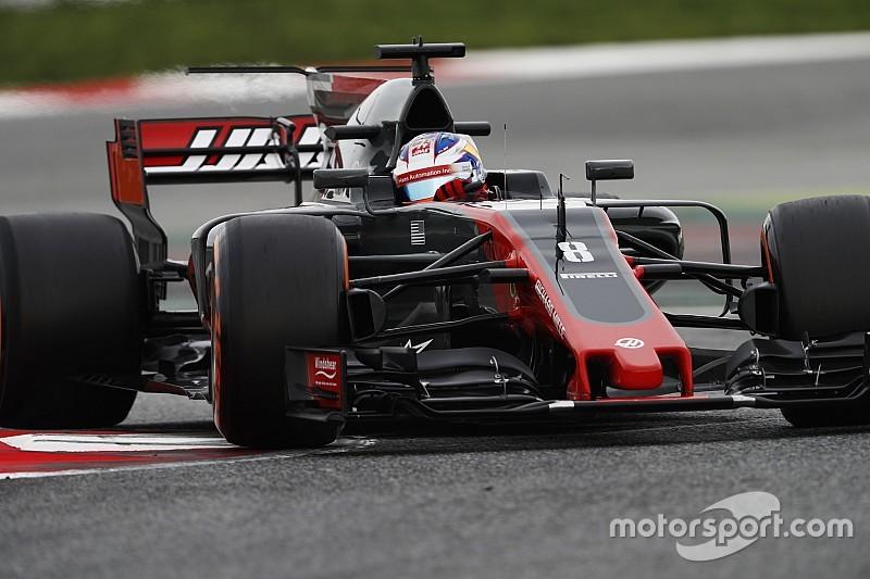 """Grosjean sur les freins : """"Ça ne me plaît pas"""""""