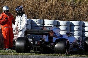 Williams konfirmasi absen pada sesi tes hari Kamis