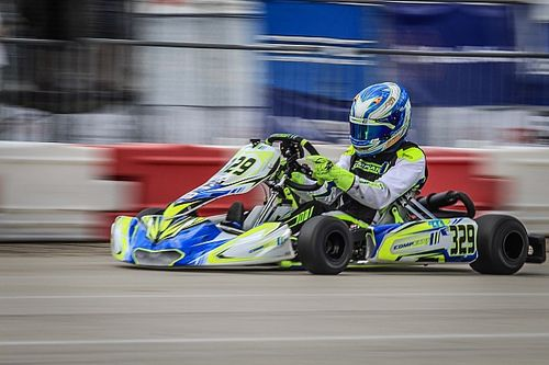 Rotax FWT kicks off in Homestead, FL