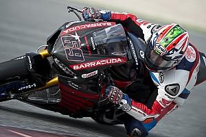 World Superbike Breaking news Hayden endures
