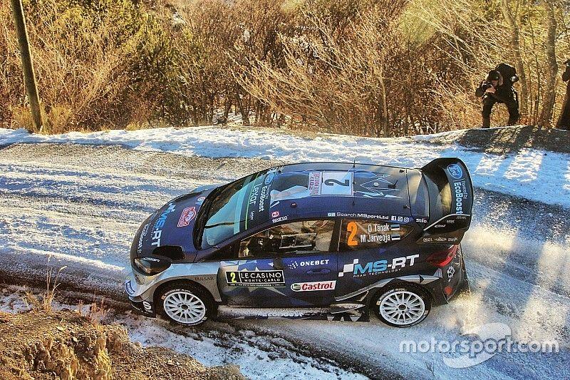 M-Sport espera apoyo de Ford para fichar a Tanak