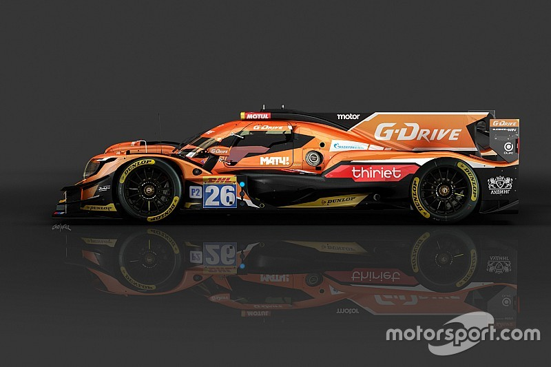 Rusinov seals WEC LMP2 return as G-Drive partners TDS